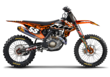 KTM Graphics Kit