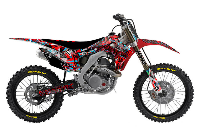RADnation (Honda) Moto Kit