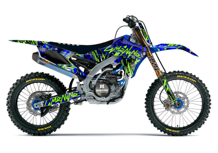 YZF 250 YZF 450 Graphics Kit