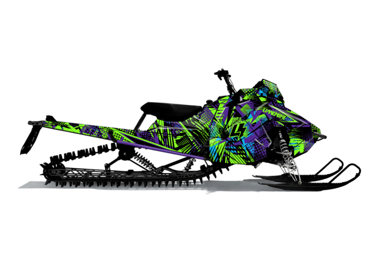 RADnation Polaris Axys Sled Wrap